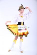 00815 Немецкий национальный костюм 05