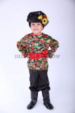 00630 Русский народный костюм (WF01)