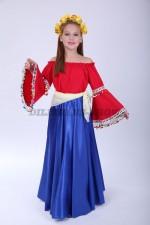 00783 Филиппинский народный костюм 01