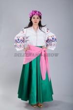 02197 Филиппинский костюм