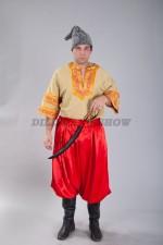 02328 Украинский мужской костюм