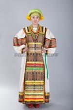 02327 Белорусский женский костюм