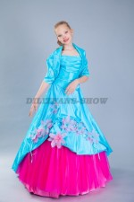 """02860 бальное платье """"Розалин"""""""