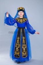 00698 Кавказская красавица. Гюллу.