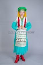 00843 Белорусский народный костюм 06