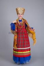 00841 Прибалтийский костюм 01