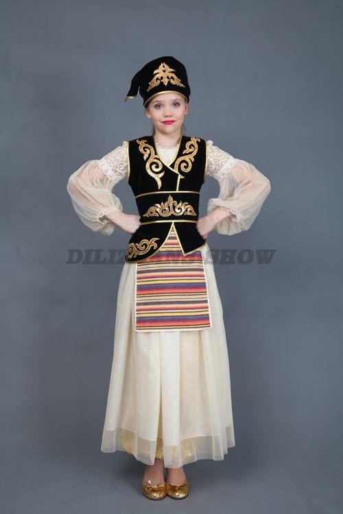 Татарские детские национальные костюмы | Дилижанс Шоу ... Татарский Национальный Костюм
