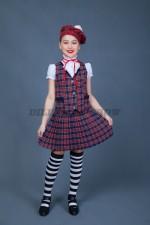 00825 Шотландский народный костюм