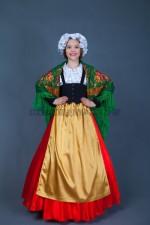 00827 Французский национальный костюм Маритт