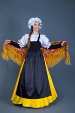 00822 Французский национальный костюм Полин (1)