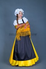 00824 Французский национальный костюм Полин (3)