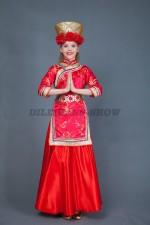 00804 Индонезийский народный костюм Индан