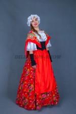 02244 Французский народный костюм