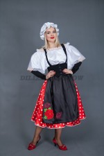 02248 Французский народный костюм