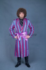 02266 Туркменский мужской костюм