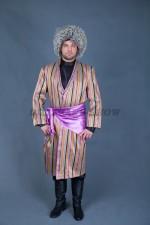 02246 Туркменский мужской костюм