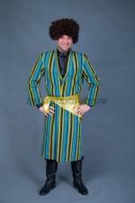 02267 Туркменский народный костюм