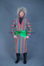02268 Туркменский народный костюм