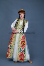 02260 Уйгурская красавица