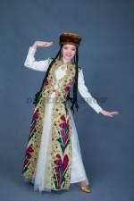 5507. Уйгурская красавица