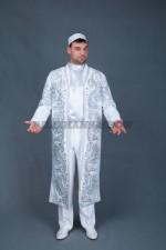 02262 Уйгурский свадебный костюм