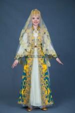 Узбекский национальный костюм «Нафиса 01»