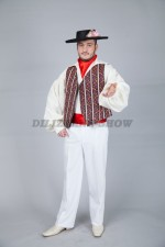 02247 Французский народный костюм