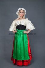 02245 Французский народный костюм