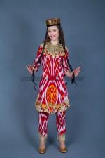 00798 Таджикский национальный костюм «Шахноза 01»