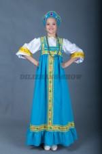 00621 Русский народный костюм «Алёнушка 03»