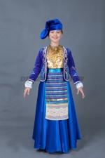 5676. Татарский костюм для девочки