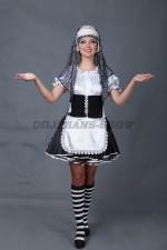 02485 Еврейский женский костюм