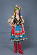 02243 Польский женский костюм