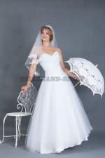 5868. Невеста с зонтиком
