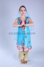 Индийский костюм «Радха» 10