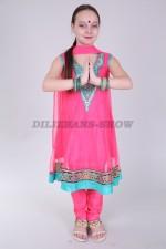 Индийский костюм «Радха» 04