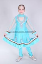 Индийский костюм «Радха» 01