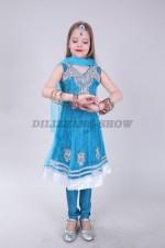Индийский костюм «Радха» 02