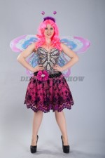 01388 Розовая бабочка