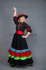 5434. Мария Фернанда. Мексиканский народный.
