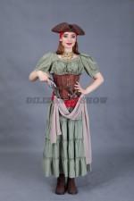 5708. Женский костюм для пиратской вечеринки