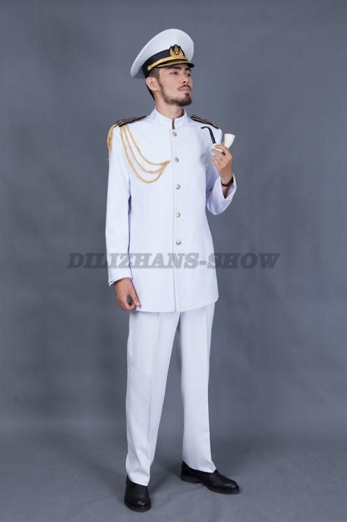 5717. Капитан