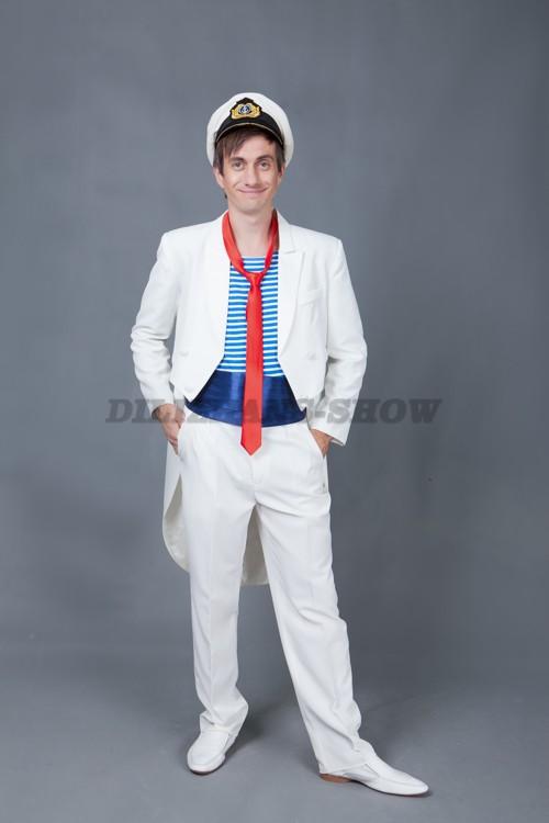 5748. Мужской костюм для морской вечеринки