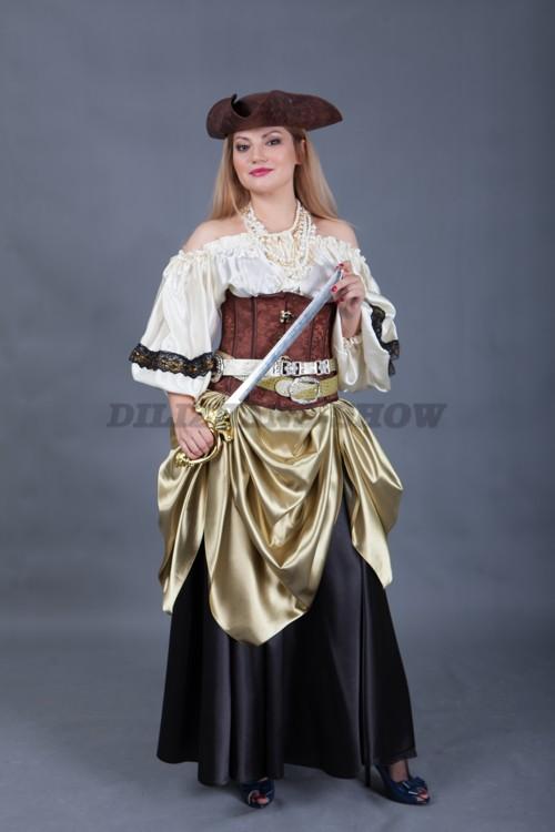 5763. Пиратка Елизабет