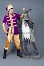 01508 Иван Царевич и серый волк