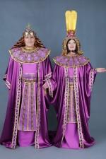 5793. Аменхотеп и его жена Тийя