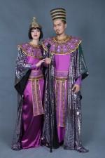 01670 Анхесенамон и Тутанхамон
