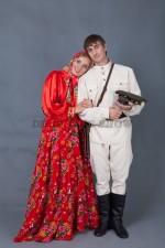 """01511 Сухов и Катерина Матвеевна """"Белое солнце пустыни"""""""