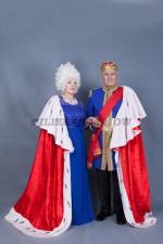 01371 Король и королева