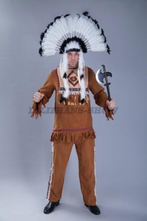 Дикий запад. Ковбои. Индейцы.